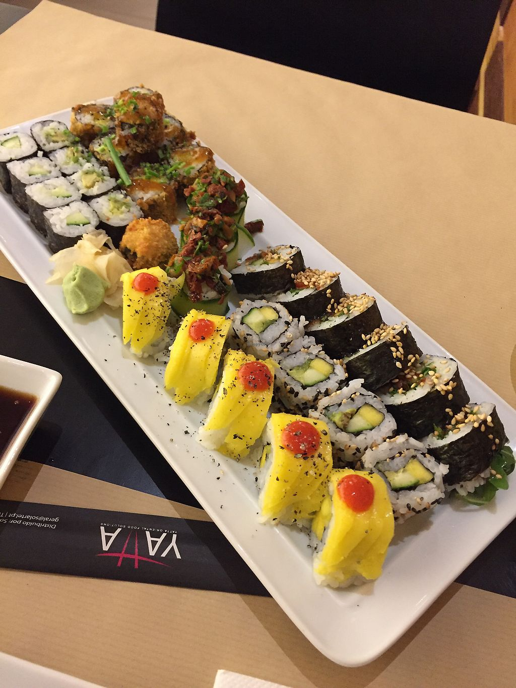 """Photo of Teppan  by <a href=""""/members/profile/AdrianaMartins"""">AdrianaMartins</a> <br/>Sushi <br/> February 21, 2018  - <a href='/contact/abuse/image/60098/362160'>Report</a>"""