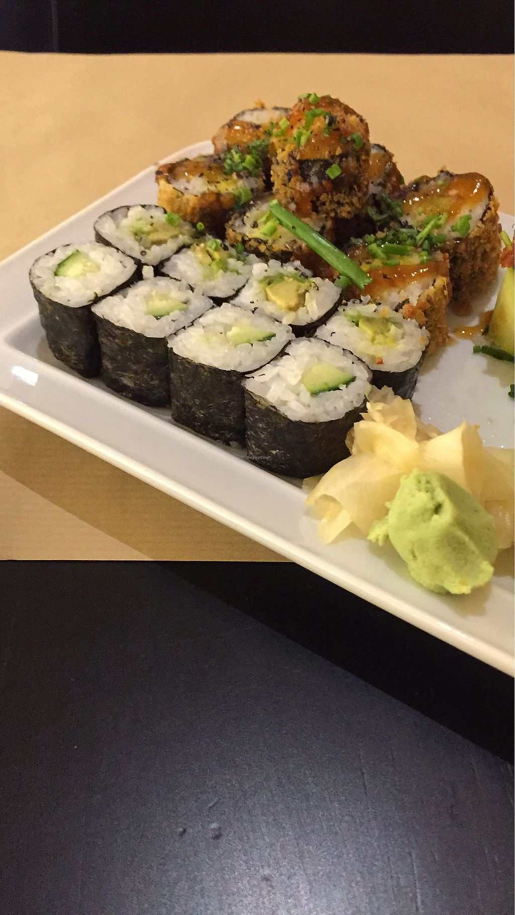 """Photo of Teppan  by <a href=""""/members/profile/AdrianaMartins"""">AdrianaMartins</a> <br/>Sushi  <br/> February 21, 2018  - <a href='/contact/abuse/image/60098/362162'>Report</a>"""