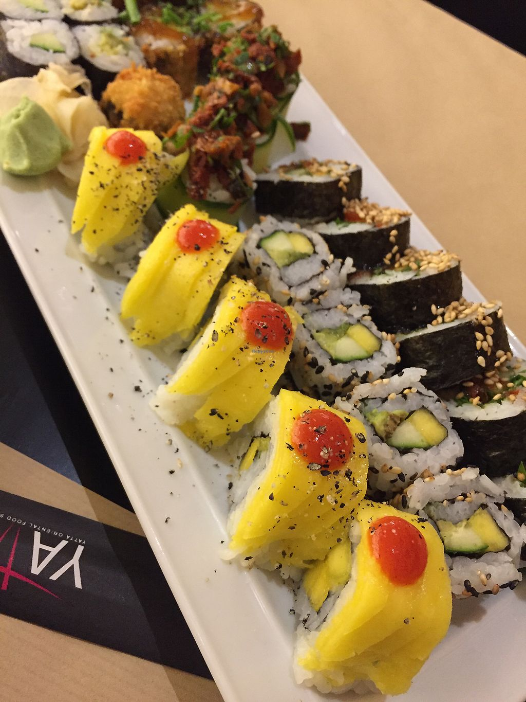 """Photo of Teppan  by <a href=""""/members/profile/AdrianaMartins"""">AdrianaMartins</a> <br/>Sushi  <br/> February 21, 2018  - <a href='/contact/abuse/image/60098/362163'>Report</a>"""