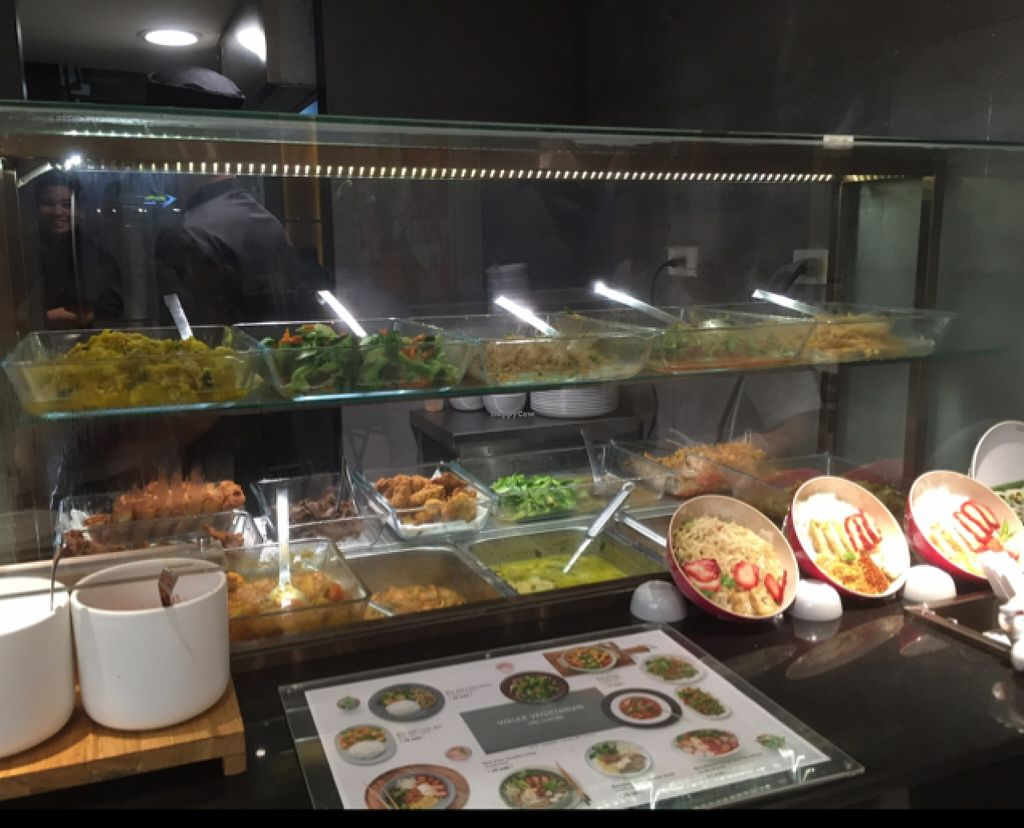 """Photo of Walee - EM Quartier  by <a href=""""/members/profile/Jrosworld"""">Jrosworld</a> <br/>The food on offer <br/> October 9, 2015  - <a href='/contact/abuse/image/60106/120667'>Report</a>"""
