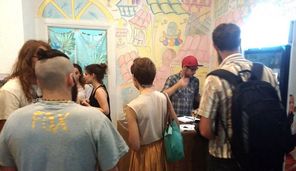 Photo of Kiwi Vegan Cafe  by Soroush.n <br/>Kiwi- Counter <br/> July 18, 2015  - <a href='/contact/abuse/image/60107/109781'>Report</a>