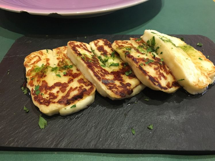"""Photo of Armonia  by <a href=""""/members/profile/Irynazh"""">Irynazh</a> <br/>haloumi cheese.  <br/> October 8, 2016  - <a href='/contact/abuse/image/60120/180599'>Report</a>"""