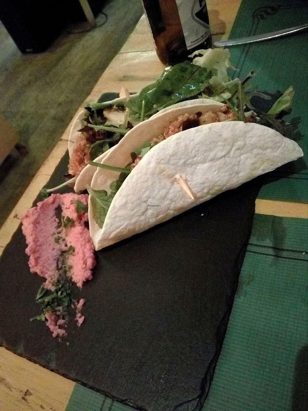 """Photo of Armonia  by <a href=""""/members/profile/wyrd"""">wyrd</a> <br/>Quinoa burrito with hummus <br/> June 20, 2017  - <a href='/contact/abuse/image/60120/271367'>Report</a>"""