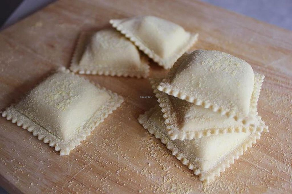 "Photo of Superior Pasta Company  by <a href=""/members/profile/community"">community</a> <br/>Vegan Ravioli <br/> July 9, 2015  - <a href='/contact/abuse/image/60130/108718'>Report</a>"