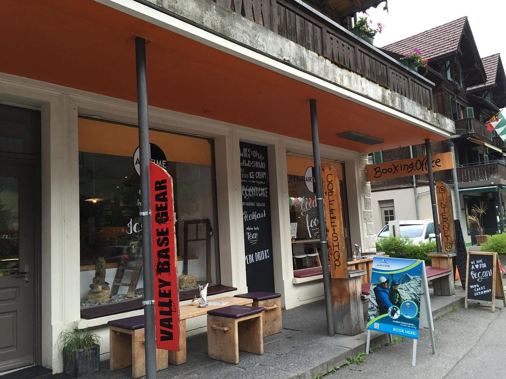 """Photo of Airtime Cafe  by <a href=""""/members/profile/Paolla"""">Paolla</a> <br/>Outside <br/> July 9, 2015  - <a href='/contact/abuse/image/60182/108707'>Report</a>"""
