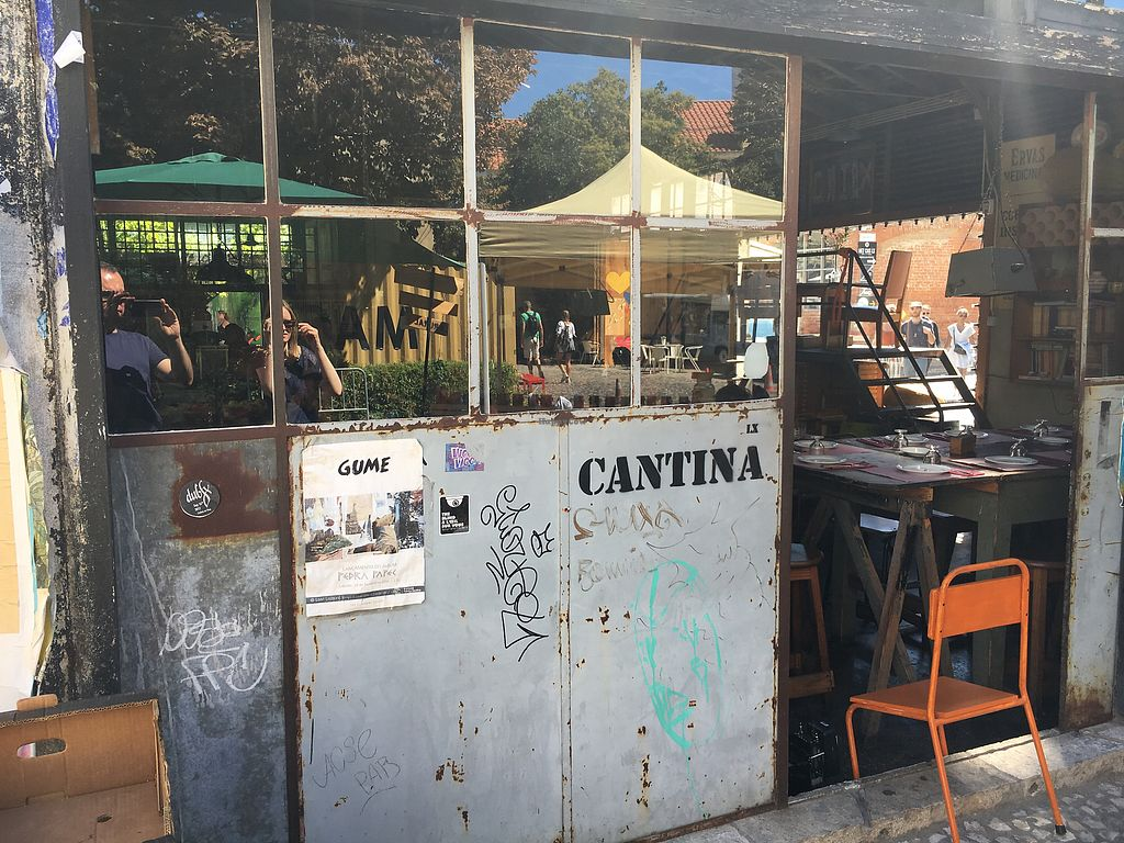 """Photo of Cantina LX  by <a href=""""/members/profile/hack_man"""">hack_man</a> <br/>Outside  <br/> September 10, 2017  - <a href='/contact/abuse/image/60184/302935'>Report</a>"""