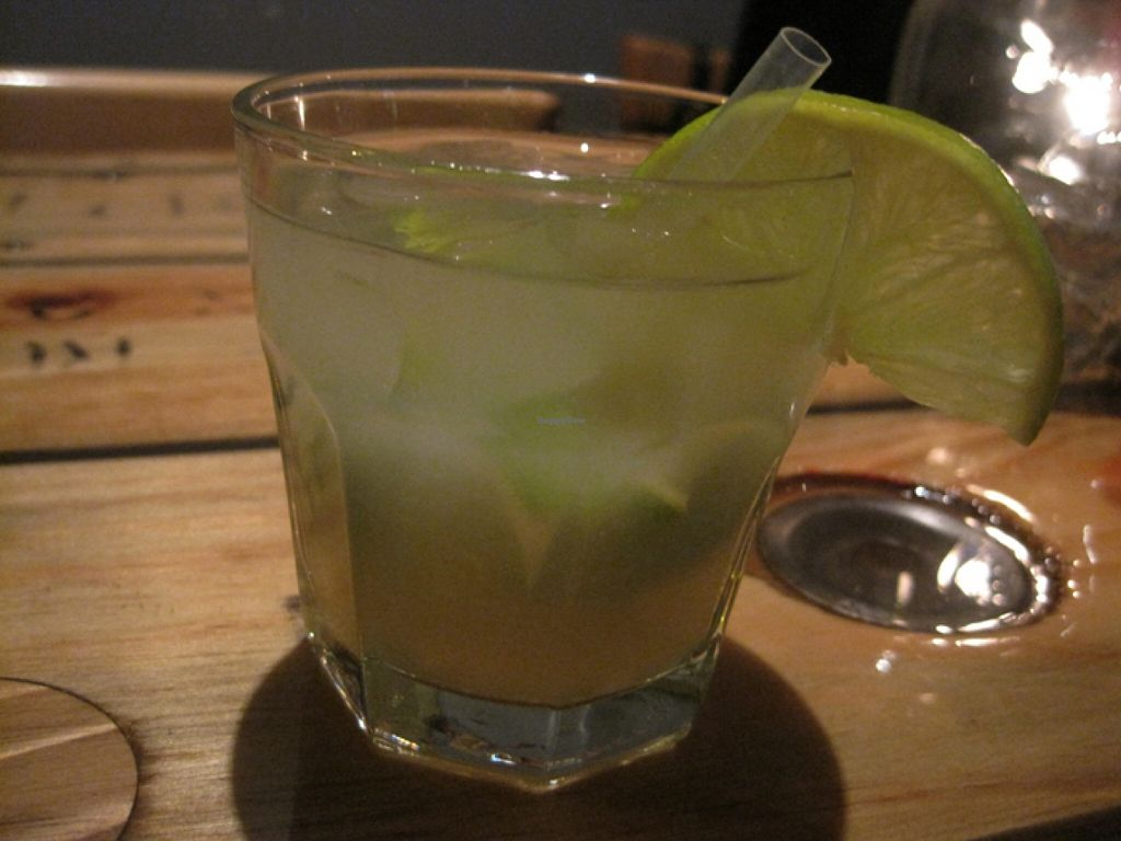 """Photo of Panthere Verte - St. Denis  by <a href=""""/members/profile/Babette"""">Babette</a> <br/>Caipirinha (Brazilian drink with cachaça, lime and sugar). It's really yummy, not too sweet <br/> January 25, 2016  - <a href='/contact/abuse/image/60187/133719'>Report</a>"""
