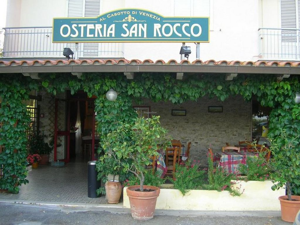 """Photo of Osteria San Rocco  by <a href=""""/members/profile/veg-geko"""">veg-geko</a> <br/>Osteria San Rocco <br/> July 4, 2015  - <a href='/contact/abuse/image/60201/108186'>Report</a>"""