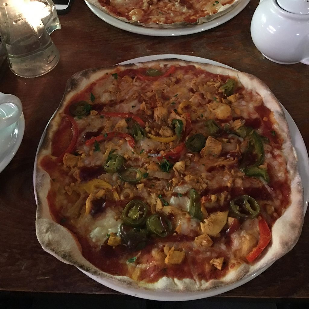 "Photo of The Bohemian  by <a href=""/members/profile/KayleighFraser"">KayleighFraser</a> <br/>Tex Mex pizza (main) <br/> December 4, 2016  - <a href='/contact/abuse/image/60217/197117'>Report</a>"