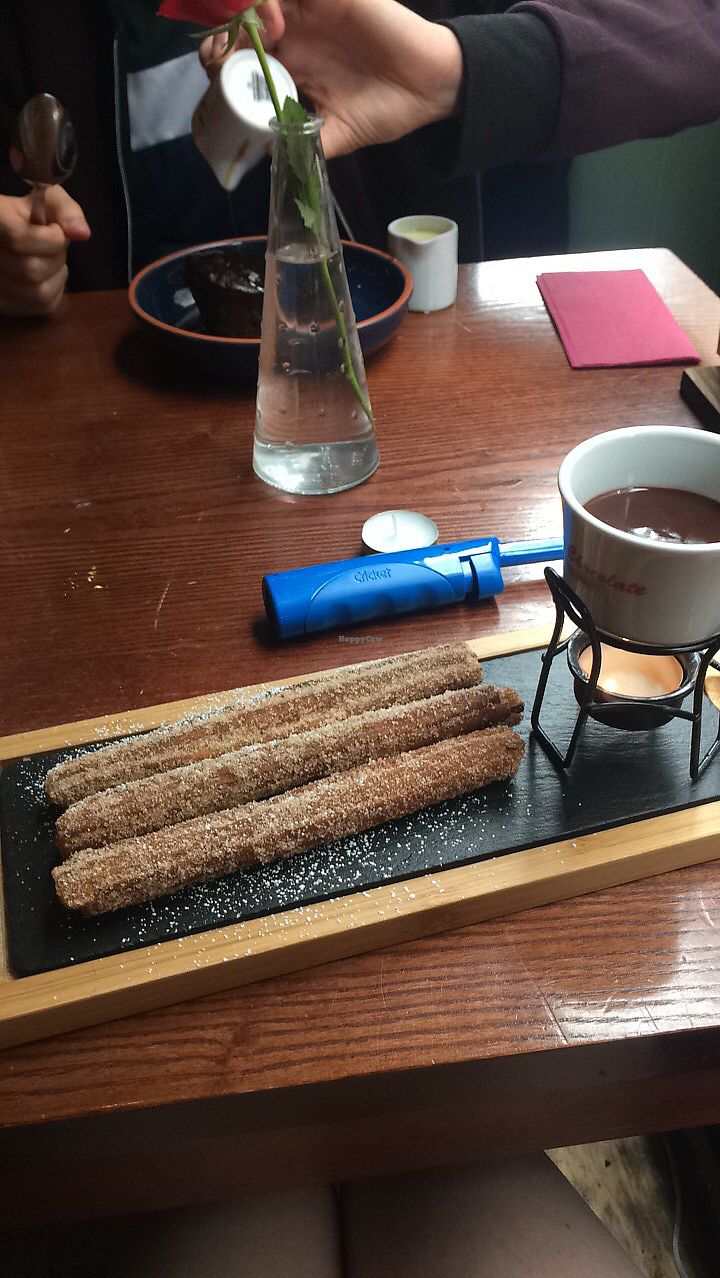 "Photo of The Bohemian  by <a href=""/members/profile/HannahCharlotte"">HannahCharlotte</a> <br/>Absolutely amazing cinnamon churros <br/> August 2, 2017  - <a href='/contact/abuse/image/60217/288029'>Report</a>"