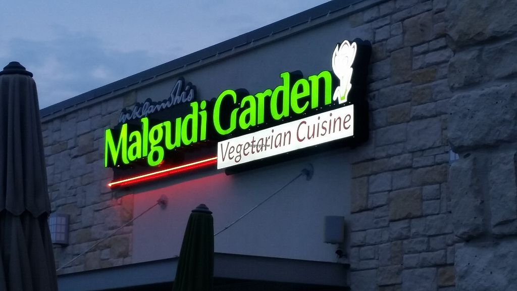 """Photo of Malgudi Garden  by <a href=""""/members/profile/WhatDoYouEatThen"""">WhatDoYouEatThen</a> <br/>Malgudi Garden While in Texas for the Gun Rights Policy Conference 2017, I stopped by this Indian Restaurant & Buffet for dinner in east Dallas. It is GREAT !! More pics here http://whatdoyoueatthen.com/malgudi-garden-plano-tx/   Vegetarian Buffet at Malgudi Garden in Plano, Texas  The buffet was great. Pizza (with an indian flavor) many types of rice & other pasta / breads, then 5 or 6 types of main dishes, salads, fruit, etc too  The flavors were out of this world, this is the way i like to eat new foods, at a buffet where I can sample all and learn what I like best  Cant go wrong in a vegetarian restaurant though, it will all be good  I didnt find this one on the@HappyCowGuideapp, but it is on their website, so ill post a review and more pics  #TexasVegetarianRestaurant #VegetarianFood <br/> December 18, 2017  - <a href='/contact/abuse/image/60220/336709'>Report</a>"""