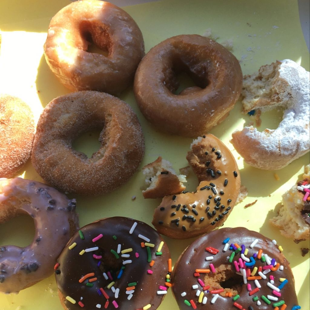 """Photo of Hugs and Donuts  by <a href=""""/members/profile/Sarah_veg"""">Sarah_veg</a> <br/>Delicious! <br/> March 20, 2016  - <a href='/contact/abuse/image/60227/140679'>Report</a>"""