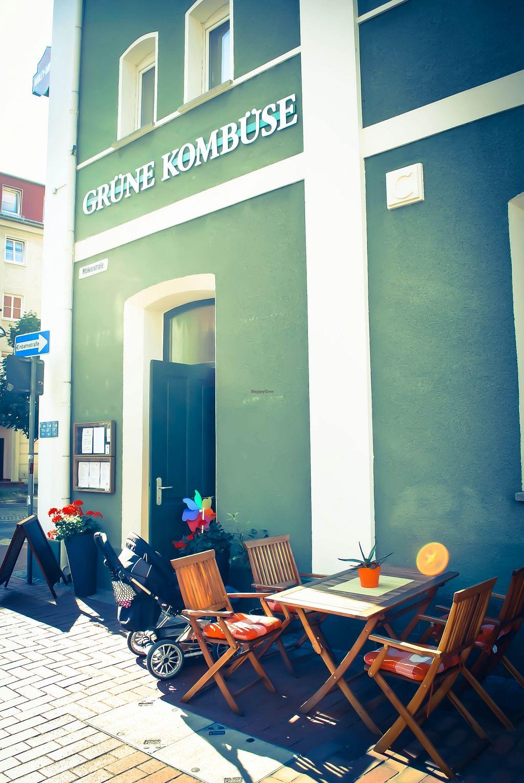 "Photo of Gruene Kombuese  by <a href=""/members/profile/Gruekom"">Gruekom</a> <br/>Die Grüne Kombüse in Rostock <br/> August 30, 2015  - <a href='/contact/abuse/image/60243/115850'>Report</a>"