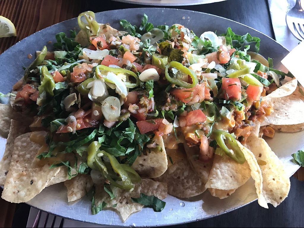 "Photo of BBD's - Beers, Burgers, Desserts  by <a href=""/members/profile/allissa18"">allissa18</a> <br/>vegan nachos <br/> April 15, 2017  - <a href='/contact/abuse/image/60254/248532'>Report</a>"