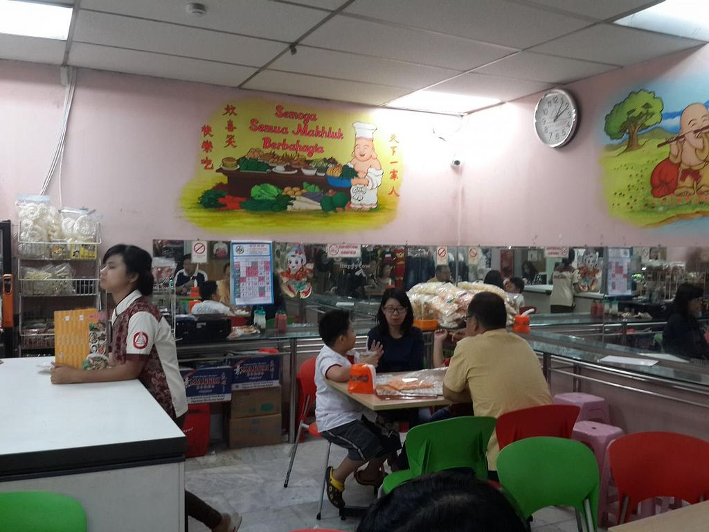 """Photo of Pagoda Vegetarian - Pasar Atom Mall  by <a href=""""/members/profile/marioxiao"""">marioxiao</a> <br/>Pagoda vegetarian <br/> July 6, 2015  - <a href='/contact/abuse/image/60267/108412'>Report</a>"""