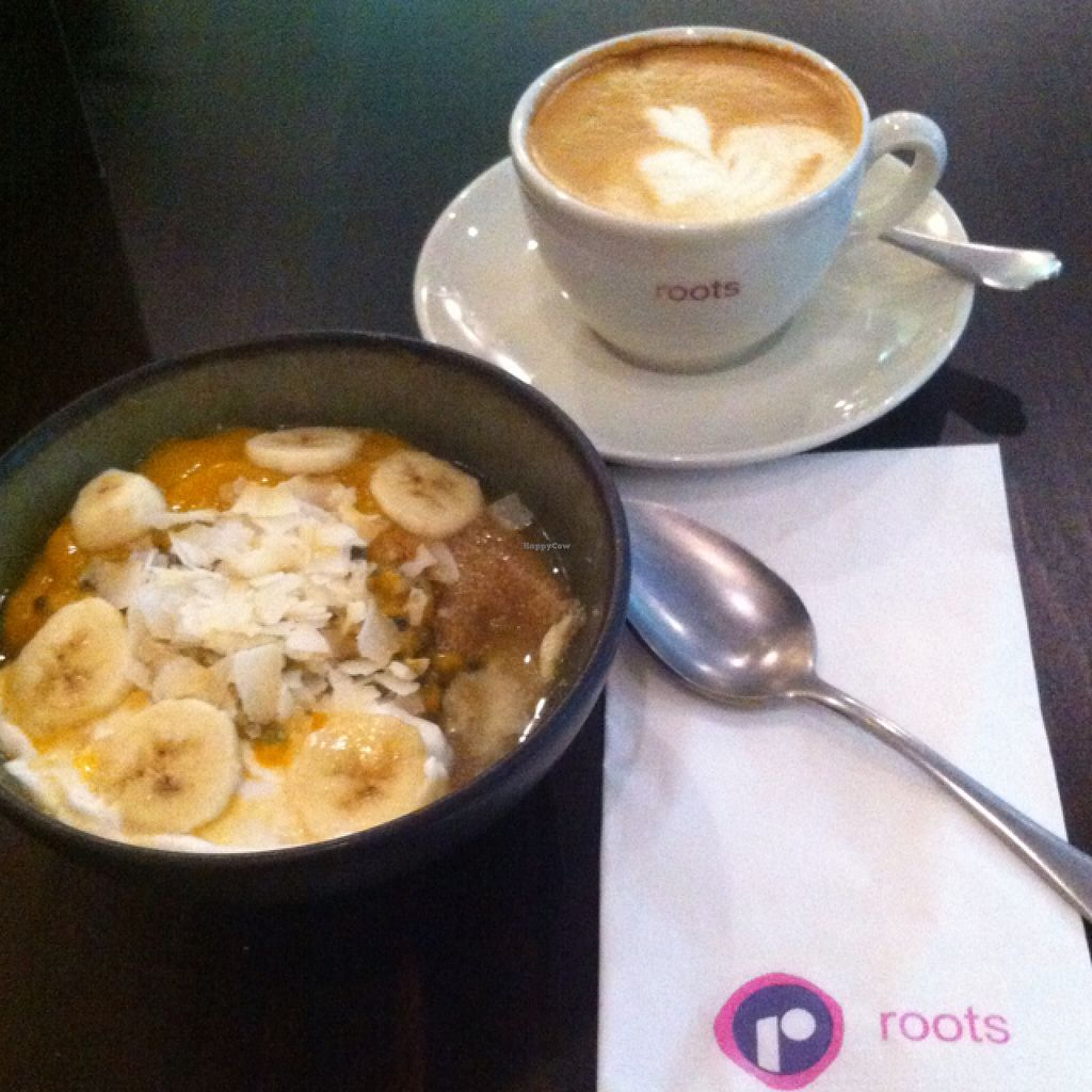 """Photo of Roots - Lintheschergasse  by <a href=""""/members/profile/AvrilOC91"""">AvrilOC91</a> <br/>breakfast :) <br/> August 12, 2015  - <a href='/contact/abuse/image/60269/113367'>Report</a>"""