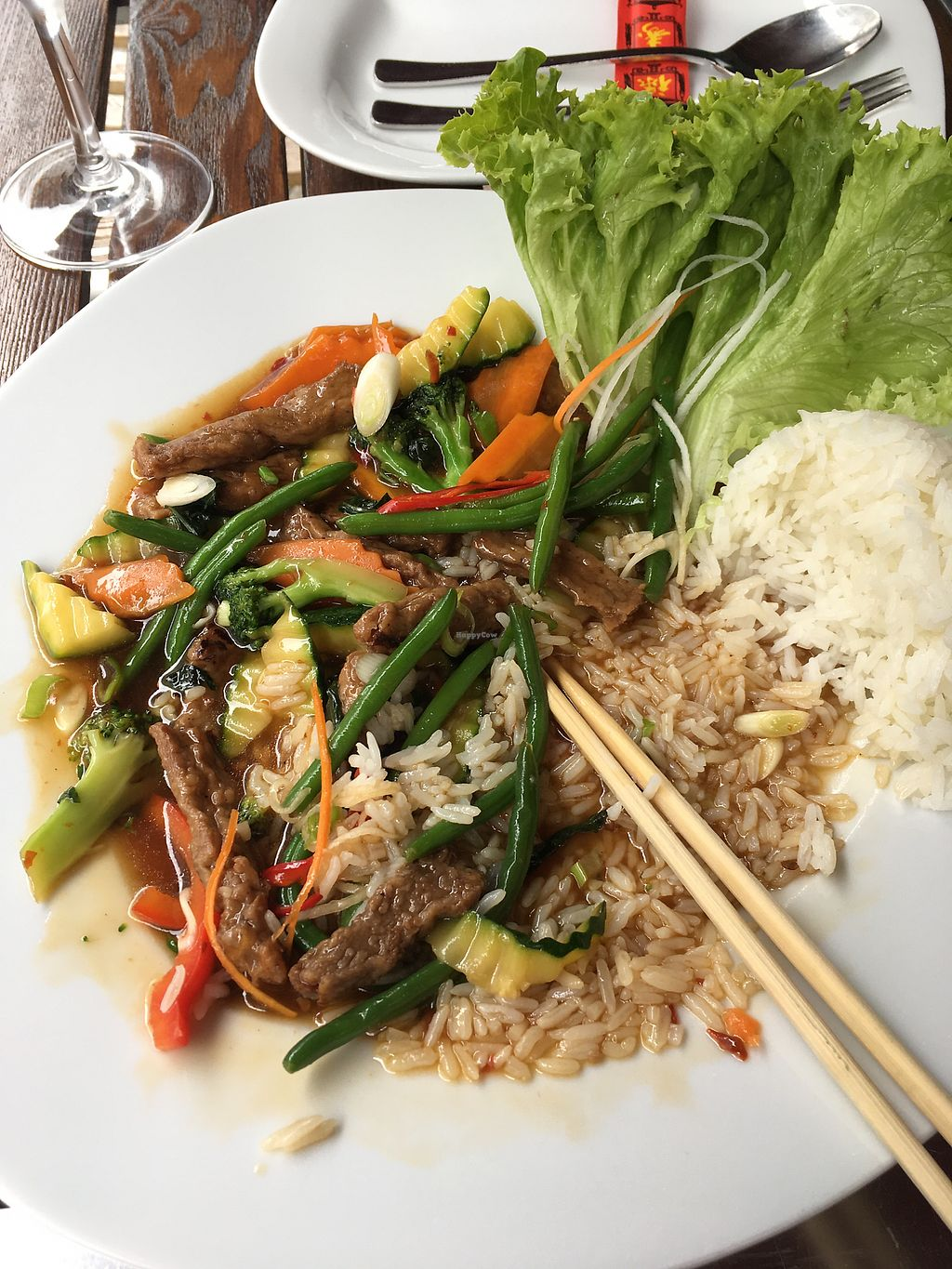 "Photo of Savory Chay  by <a href=""/members/profile/RosieMylrea"">RosieMylrea</a> <br/>mock beef stir fry <br/> July 10, 2017  - <a href='/contact/abuse/image/60286/278643'>Report</a>"