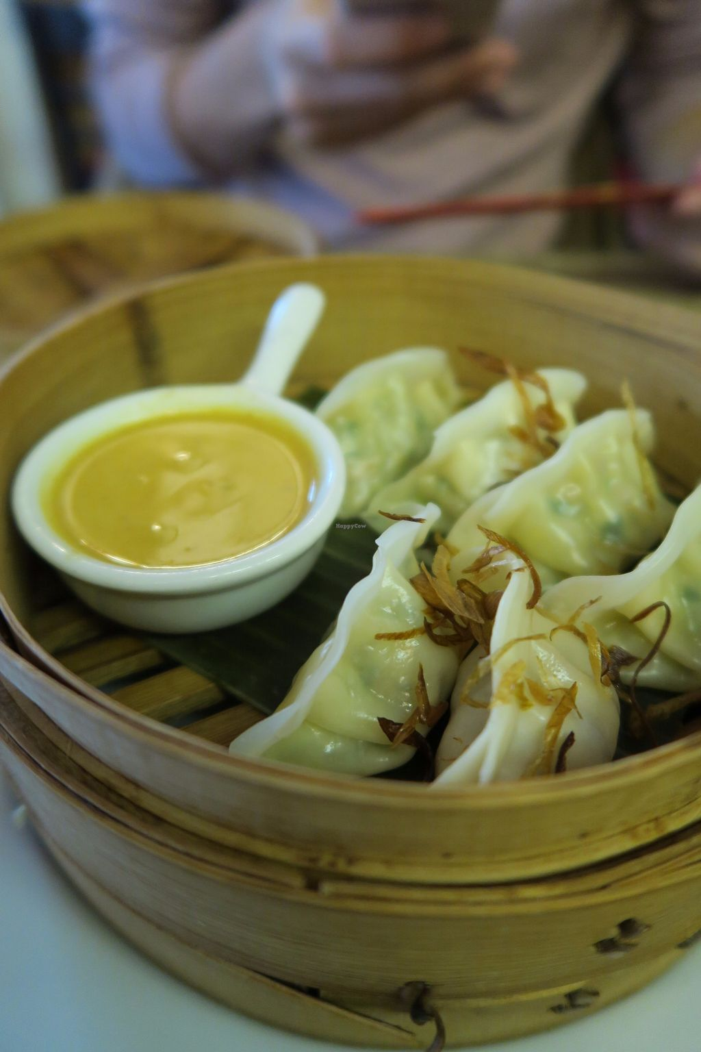 "Photo of Savory Chay  by <a href=""/members/profile/Nikolate"">Nikolate</a> <br/>dumplings <br/> September 23, 2017  - <a href='/contact/abuse/image/60286/307372'>Report</a>"