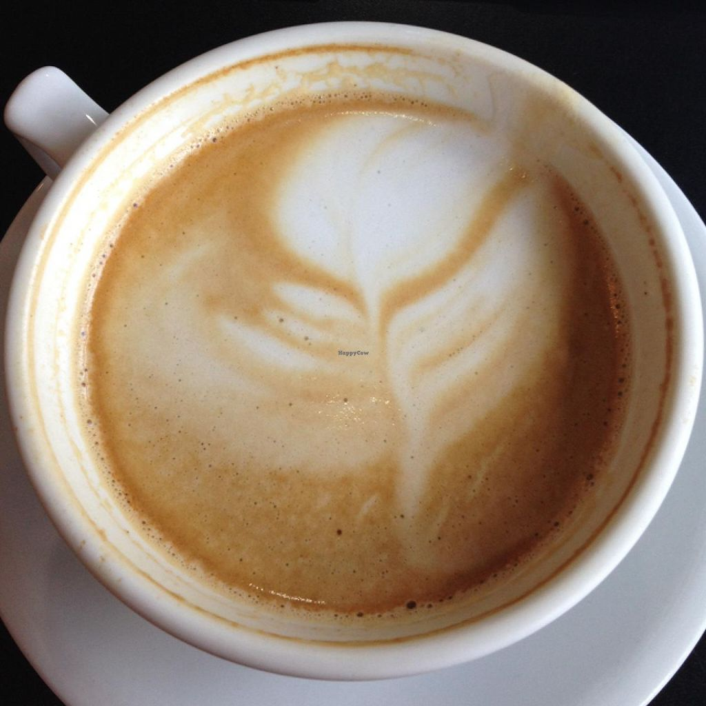 """Photo of Volta Coffee  by <a href=""""/members/profile/mbentz"""">mbentz</a> <br/>latte <br/> July 9, 2015  - <a href='/contact/abuse/image/60290/108722'>Report</a>"""