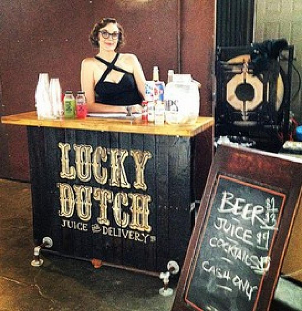 """Photo of Lucky Dutch Juice  by <a href=""""/members/profile/community"""">community</a> <br/>Lucky Dutch Juice <br/> July 6, 2015  - <a href='/contact/abuse/image/60297/108378'>Report</a>"""