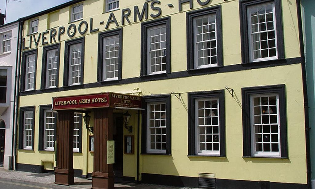 """Photo of Liverpool Arms Hotel  by <a href=""""/members/profile/Stevie"""">Stevie</a> <br/>1 <br/> July 7, 2015  - <a href='/contact/abuse/image/60308/108507'>Report</a>"""