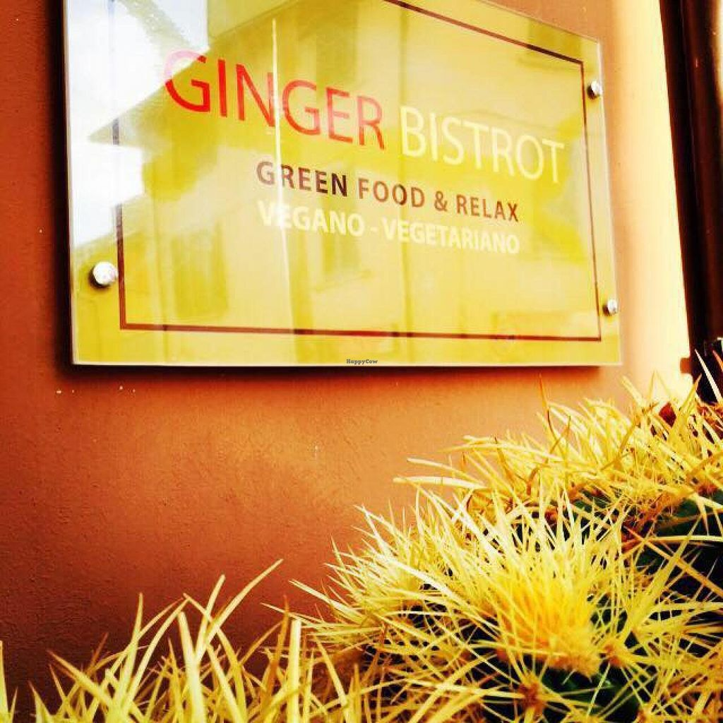 """Photo of CLOSED: Ginger Bistrot  by <a href=""""/members/profile/veg-geko"""">veg-geko</a> <br/>Ginger Bistrot <br/> July 7, 2015  - <a href='/contact/abuse/image/60317/108471'>Report</a>"""