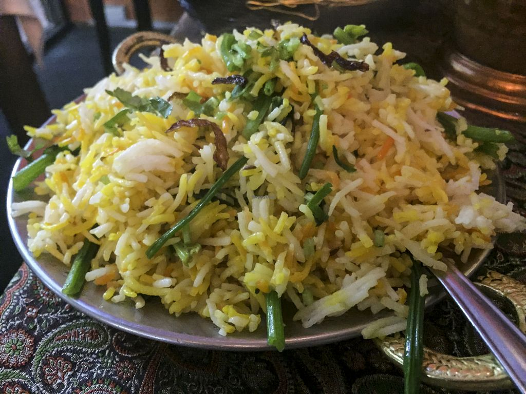 """Photo of Ginger Garlic  by <a href=""""/members/profile/karlaess"""">karlaess</a> <br/>Matar Ka Pula <br/> August 8, 2015  - <a href='/contact/abuse/image/60318/112789'>Report</a>"""