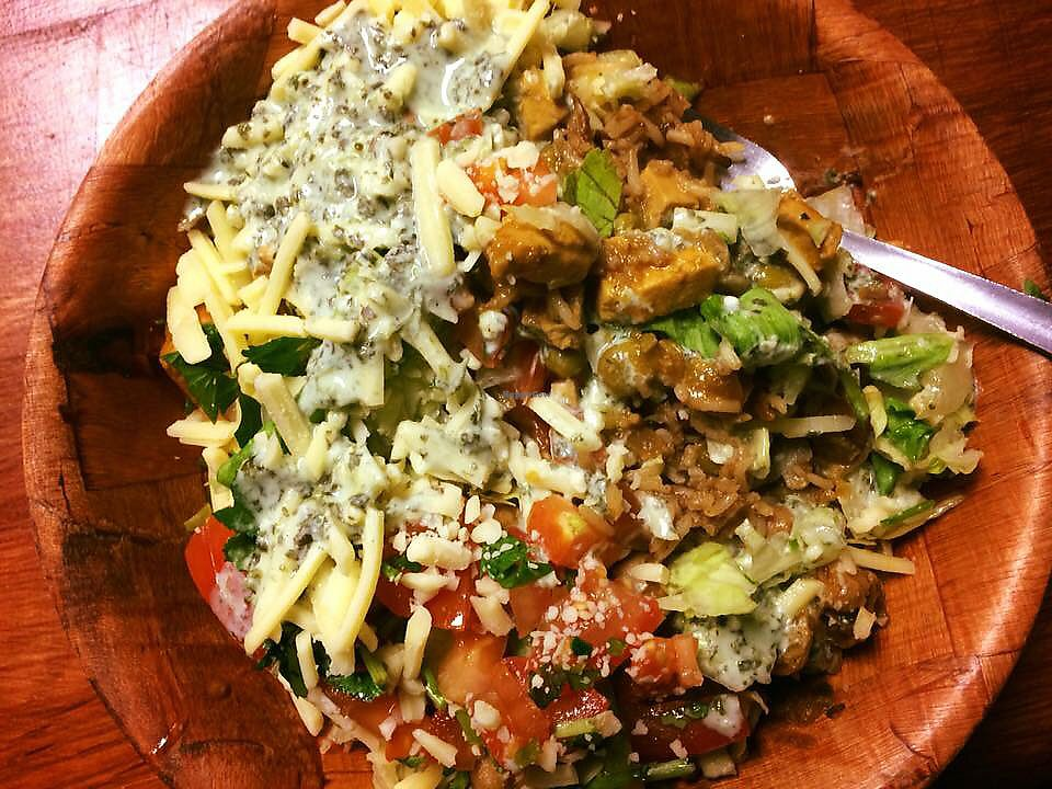 """Photo of Kurrito  by <a href=""""/members/profile/CiaraSlevin"""">CiaraSlevin</a> <br/>Veggie bowl  <br/> November 11, 2017  - <a href='/contact/abuse/image/60319/324317'>Report</a>"""
