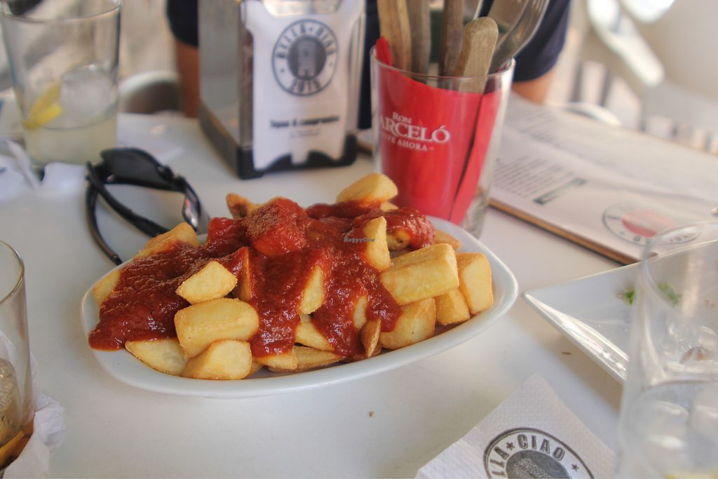 "Photo of Bella Ciao  by <a href=""/members/profile/hefafa"">hefafa</a> <br/>patatas bravas  <br/> July 26, 2017  - <a href='/contact/abuse/image/60331/284884'>Report</a>"