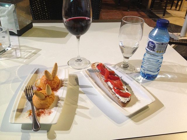 """Photo of El Candil  by <a href=""""/members/profile/KessSchlemmt"""">KessSchlemmt</a> <br/>vegan tapas <br/> September 15, 2016  - <a href='/contact/abuse/image/60333/175796'>Report</a>"""