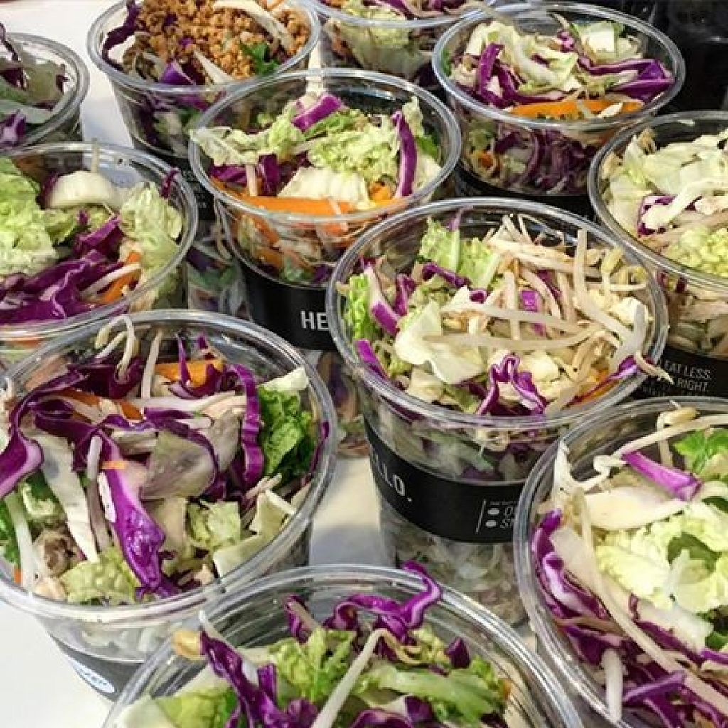 "Photo of Soul Kitchen Co  by <a href=""/members/profile/HealthyLifestyle"">HealthyLifestyle</a> <br/>New added menu Asian Thai salad. Pour the dressing and shake away! And because they're already chopped, you get to enjoy the mix of flavors bite after bite! <br/> September 1, 2015  - <a href='/contact/abuse/image/60354/116130'>Report</a>"