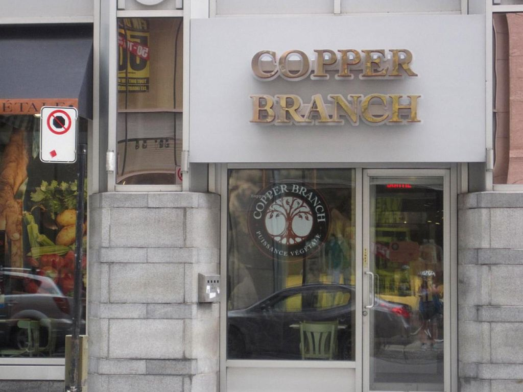 """Photo of Copper Branch - Maisonneuve  by <a href=""""/members/profile/Babette"""">Babette</a> <br/>Storefront <br/> July 21, 2015  - <a href='/contact/abuse/image/60358/110333'>Report</a>"""