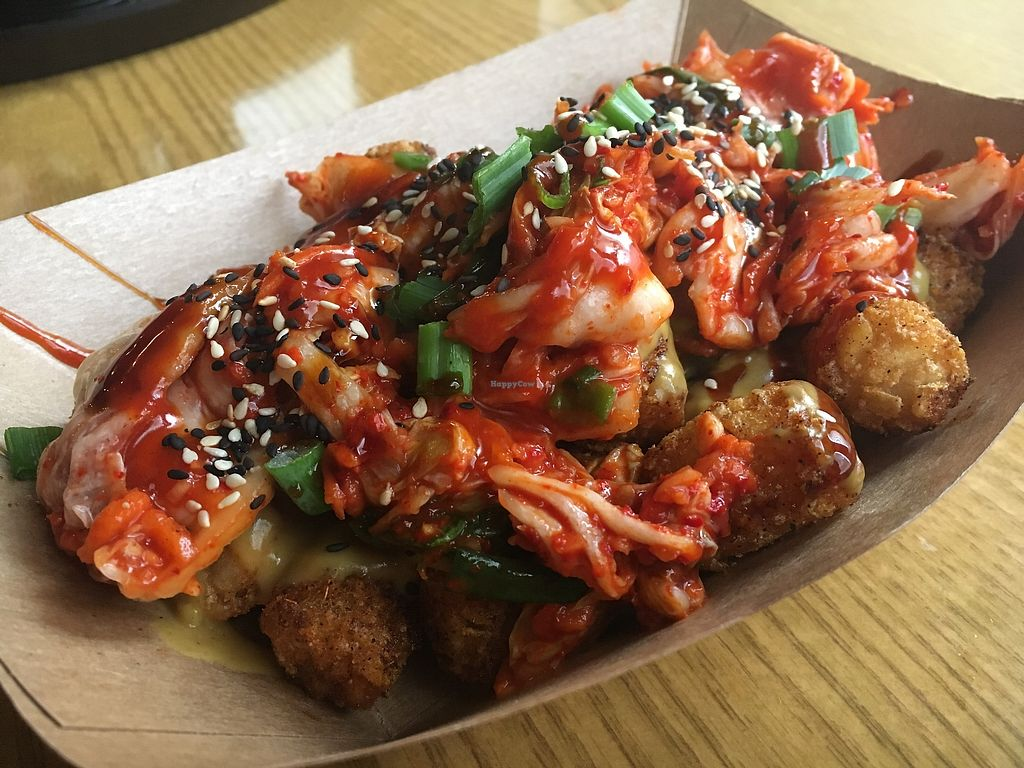 "Photo of Krunkwich Ramen House  by <a href=""/members/profile/Laura1G2C"">Laura1G2C</a> <br/>Kimchi Tots with Miso Whiz <br/> March 27, 2018  - <a href='/contact/abuse/image/60365/377021'>Report</a>"