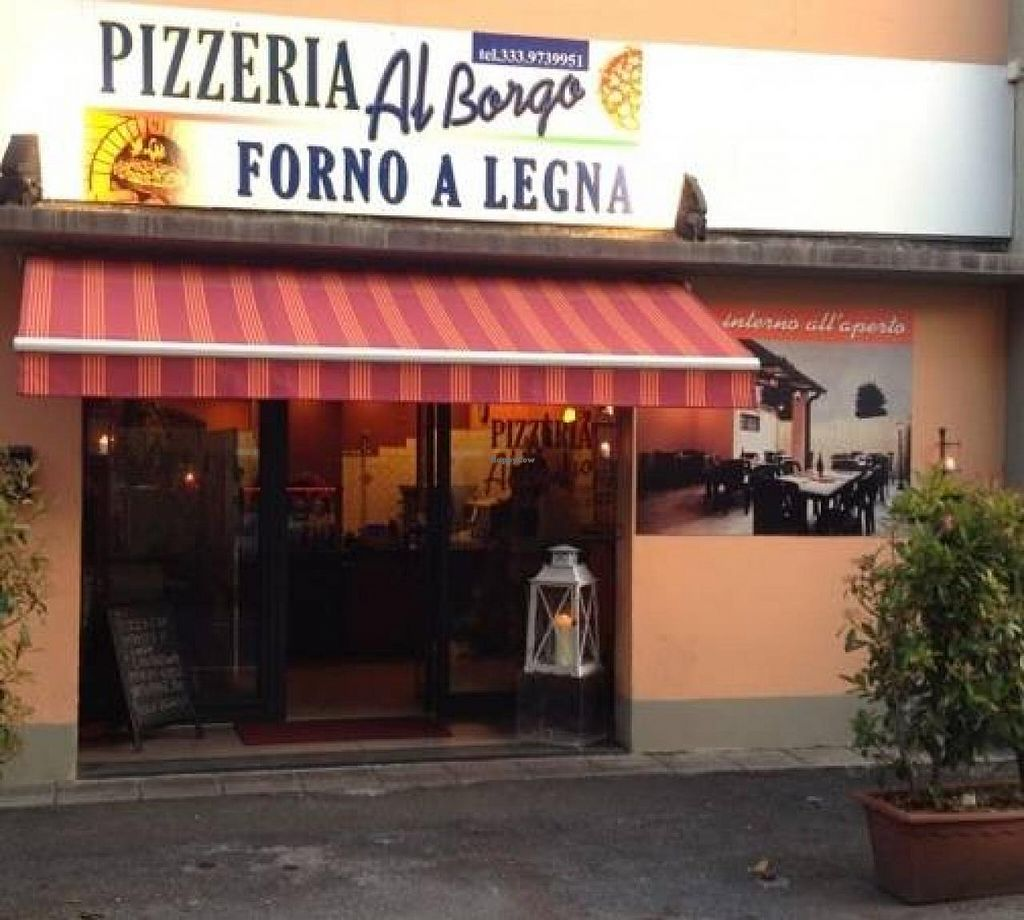 "Photo of Pizzeria Al Borgo  by <a href=""/members/profile/veg-geko"">veg-geko</a> <br/>Pizzeria Al Borgo