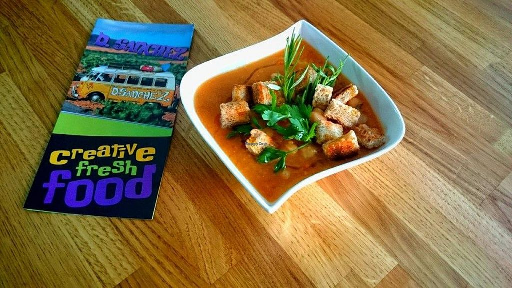 """Photo of D.Sanchez Fresh Food  by <a href=""""/members/profile/D.Sanchez%20VPower"""">D.Sanchez VPower</a> <br/>CHICKPEAS SOUP <br/> July 8, 2015  - <a href='/contact/abuse/image/60375/108627'>Report</a>"""