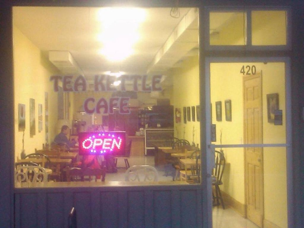 "Photo of Tea Kettle Cafe  by <a href=""/members/profile/community"">community</a> <br/>Tea Kettle Cafe <br/> July 8, 2015  - <a href='/contact/abuse/image/60376/108634'>Report</a>"