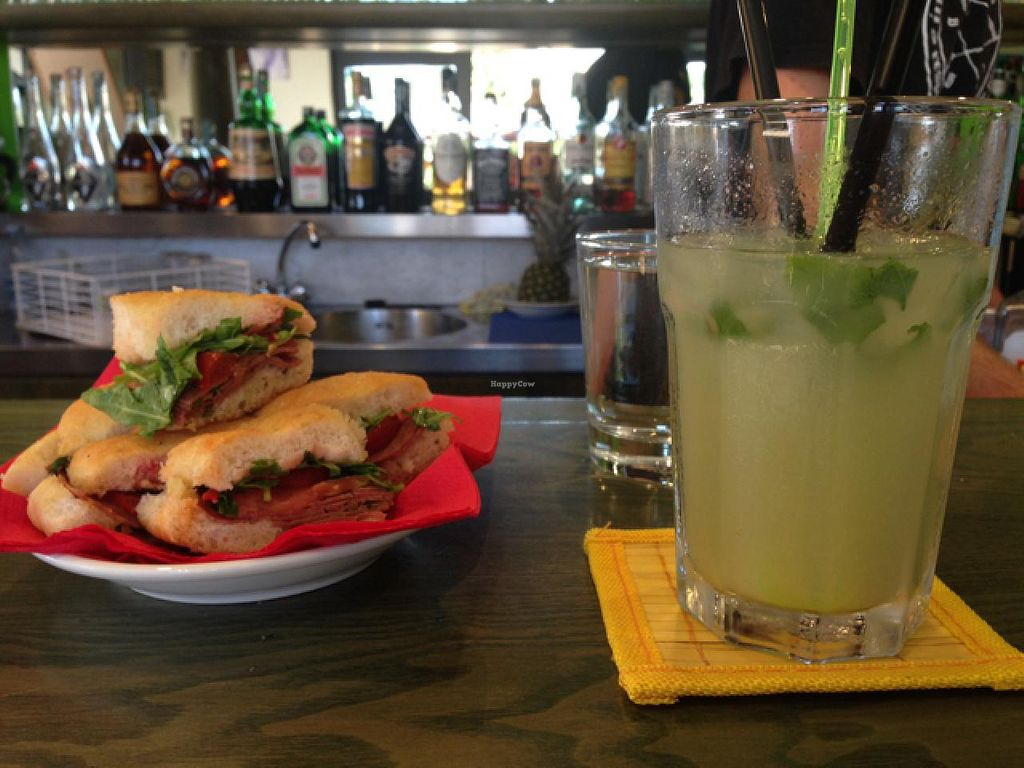 "Photo of CLOSED: Gorilla Bianco  by <a href=""/members/profile/Sassburger"">Sassburger</a> <br/>Cocktail and Foccacia  <br/> July 24, 2015  - <a href='/contact/abuse/image/60378/110785'>Report</a>"