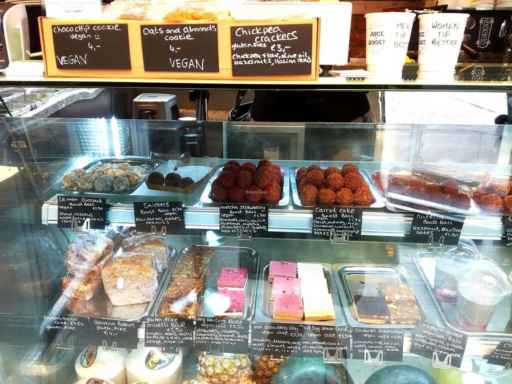 "Photo of Coco's Corner Shop  by <a href=""/members/profile/happyowl"">happyowl</a> <br/>Sweets (almost all vegan) <br/> September 2, 2017  - <a href='/contact/abuse/image/60408/300199'>Report</a>"