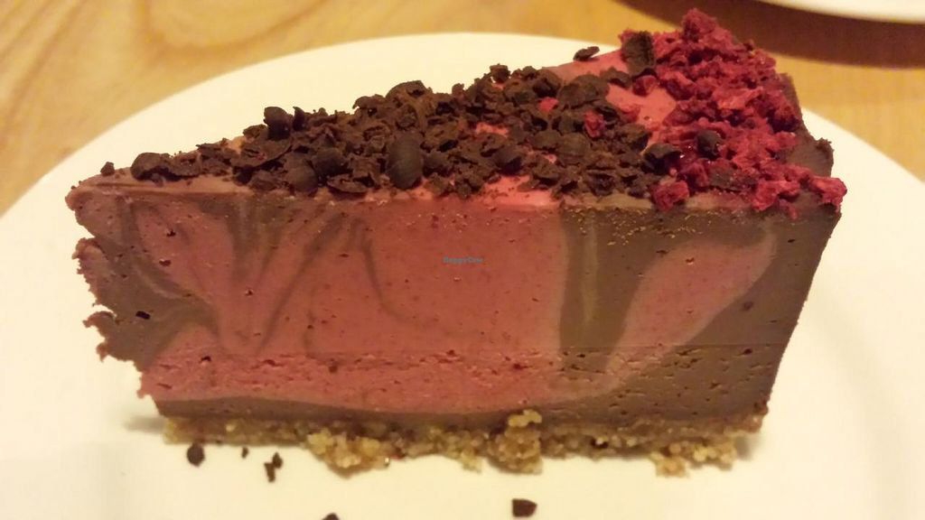 """Photo of Sip Kitchen  by <a href=""""/members/profile/JaneThompson"""">JaneThompson</a> <br/>Delicious raw cheesecake....There are so many great options, it's hard to choose <br/> July 22, 2015  - <a href='/contact/abuse/image/60434/110493'>Report</a>"""