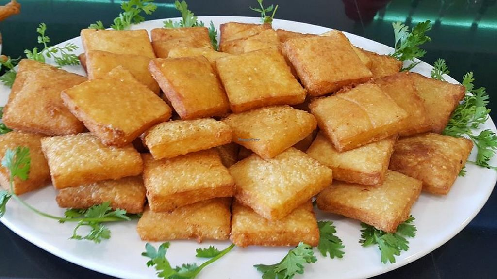 """Photo of Hieu Sinh Vegetarian Restaurant  by <a href=""""/members/profile/minhhieusinh"""">minhhieusinh</a> <br/>Fried sticky rice <br/> October 16, 2015  - <a href='/contact/abuse/image/60469/121451'>Report</a>"""