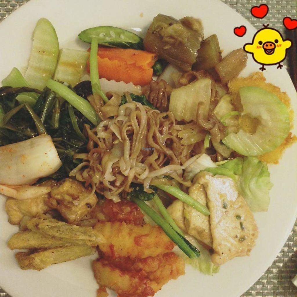 """Photo of Hieu Sinh Vegetarian Restaurant  by <a href=""""/members/profile/nicolasroux"""">nicolasroux</a> <br/>buffet  <br/> March 29, 2017  - <a href='/contact/abuse/image/60469/242342'>Report</a>"""