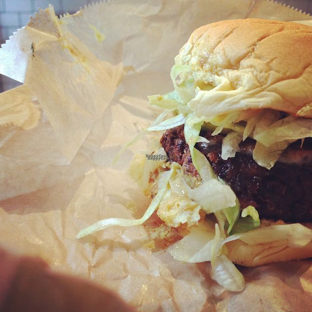 """Photo of Superiority Burger  by <a href=""""/members/profile/Parasol"""">Parasol</a> <br/>mmmm <br/> October 22, 2016  - <a href='/contact/abuse/image/60473/183481'>Report</a>"""