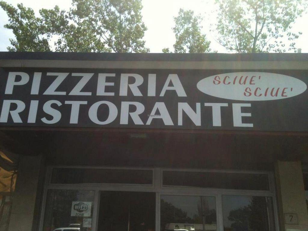 """Photo of CLOSED: Pizzeria Ristorante Sciue Sciue  by <a href=""""/members/profile/veg-geko"""">veg-geko</a> <br/>Pizzeria Ristorante Sciue Sciue <br/> July 11, 2015  - <a href='/contact/abuse/image/60486/108934'>Report</a>"""