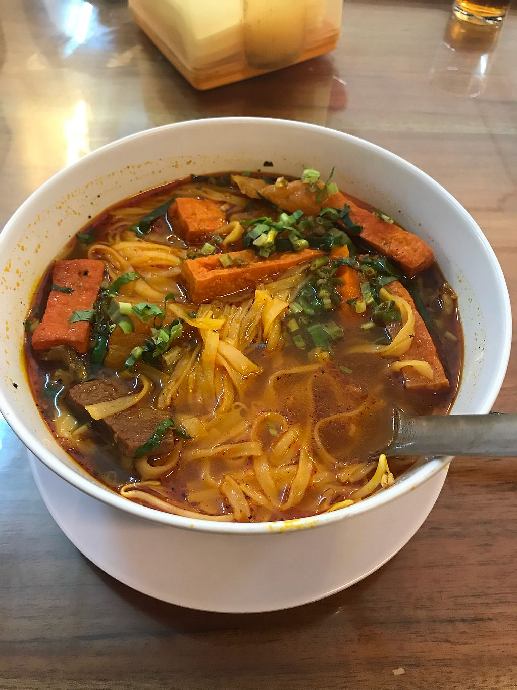 """Photo of Dai Loc  by <a href=""""/members/profile/AnnaLevshin"""">AnnaLevshin</a> <br/>Noodle beef pho  <br/> April 19, 2018  - <a href='/contact/abuse/image/60492/387980'>Report</a>"""