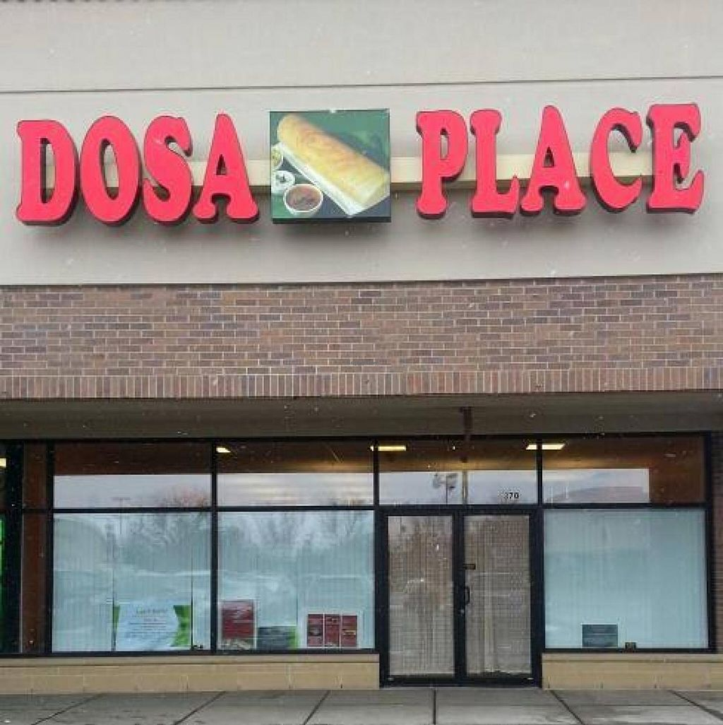 "Photo of Dosa Place  by <a href=""/members/profile/community"">community</a> <br/> Dosa Place <br/> July 21, 2015  - <a href='/contact/abuse/image/60495/110364'>Report</a>"