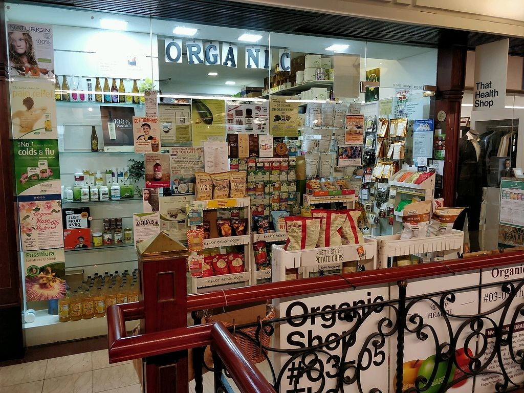 "Photo of That Health Shop - Arcade  by <a href=""/members/profile/JimmySeah"">JimmySeah</a> <br/>shop front  <br/> April 3, 2018  - <a href='/contact/abuse/image/60550/380256'>Report</a>"