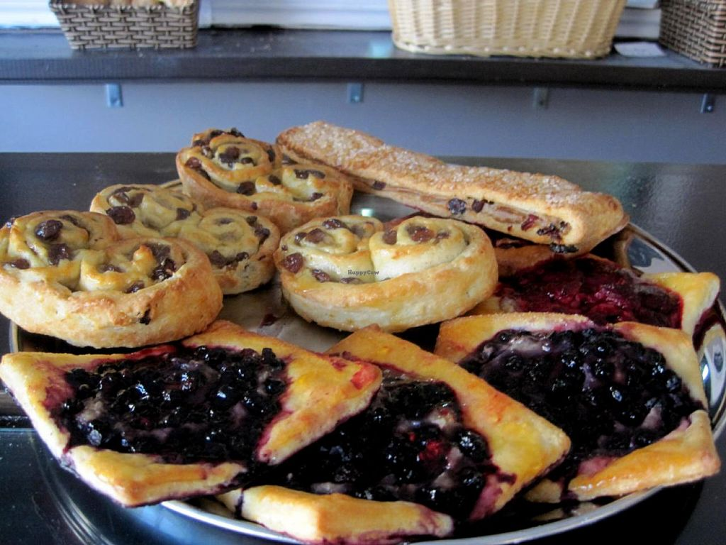 "Photo of REMOVED: L'Artisan  by <a href=""/members/profile/Babette"">Babette</a> <br/>Vegan pastries <br/> July 13, 2015  - <a href='/contact/abuse/image/60560/109177'>Report</a>"