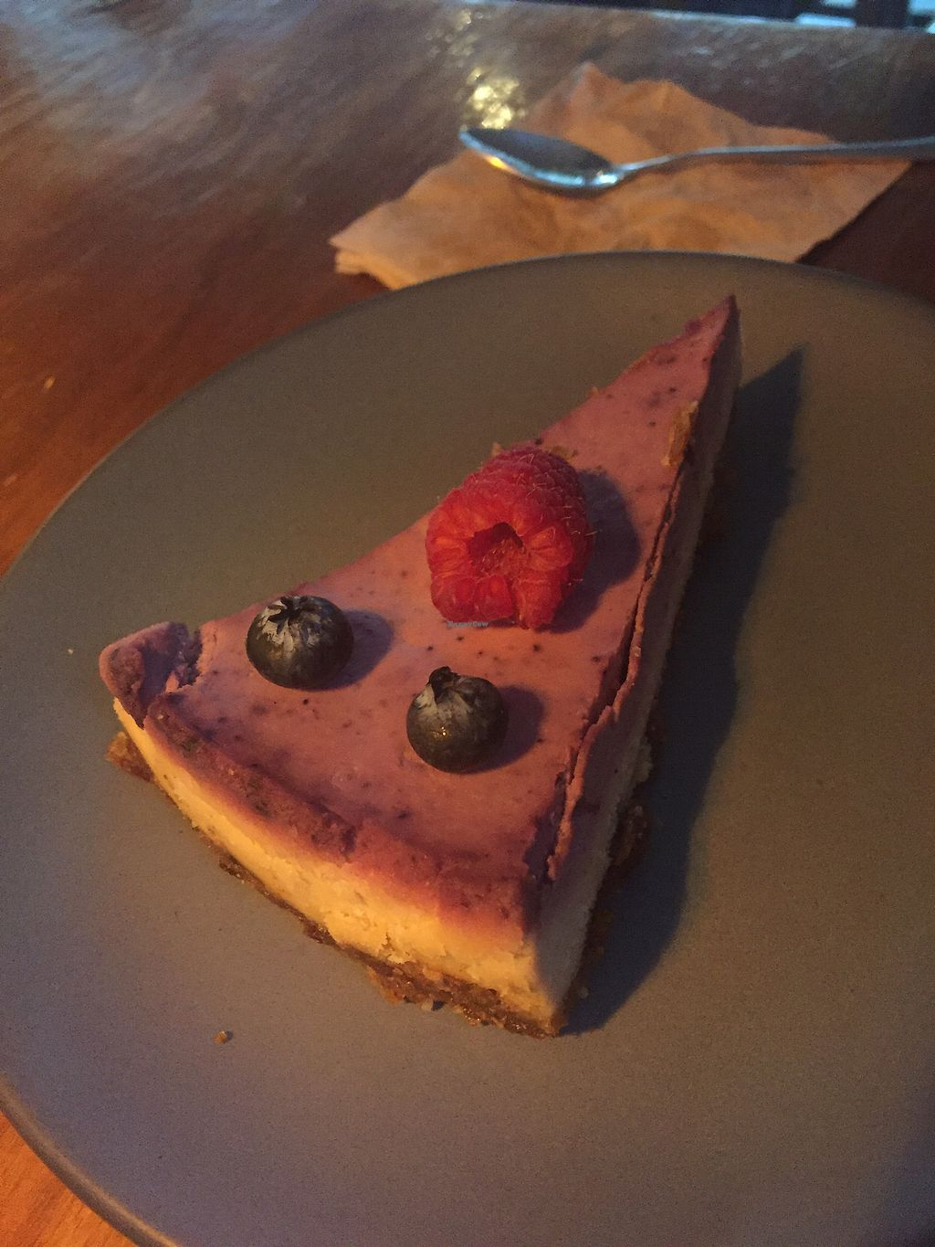 """Photo of Forever - Roma  by <a href=""""/members/profile/Hope93"""">Hope93</a> <br/>Cheesecake de Moras <br/> January 16, 2018  - <a href='/contact/abuse/image/60564/347310'>Report</a>"""