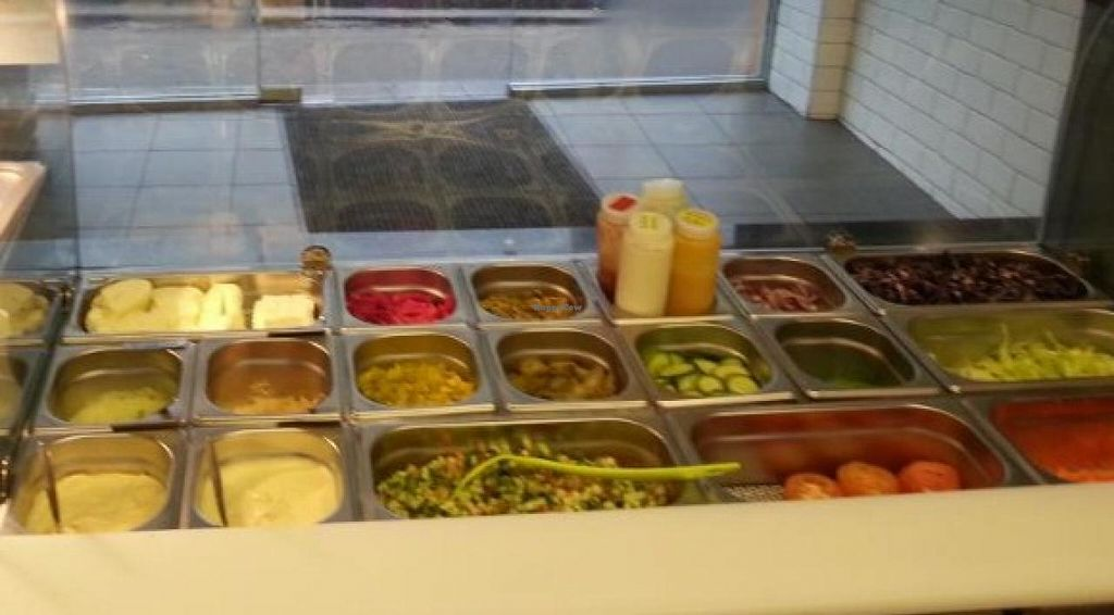 """Photo of Fanoush Salad Bar - Broomhill  by <a href=""""/members/profile/community"""">community</a> <br/>Fanoush Salad Bar <br/> July 16, 2015  - <a href='/contact/abuse/image/60668/109539'>Report</a>"""