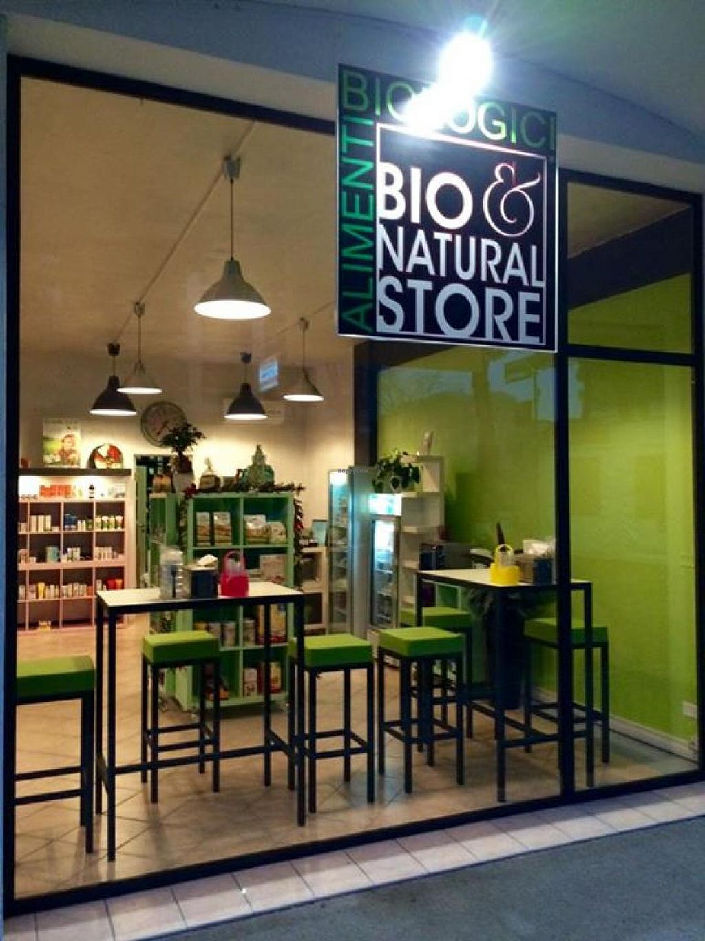 "Photo of Bio and Natural Store  by <a href=""/members/profile/veg-geko"">veg-geko</a> <br/>Bio and Natural Store <br/> July 16, 2015  - <a href='/contact/abuse/image/60669/109585'>Report</a>"